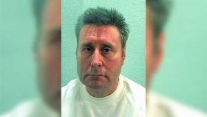 This undated file photo made available on Friday Jan. 5, 2018 by the Metropolitan Police, shows John Worboys. (Metropolitan Police)