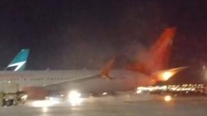 CTV National News: Panic aboard plane
