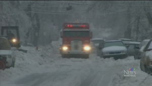 CTV Montreal: Preparing for another ice storm