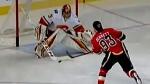 Calgary Flames show off their skills
