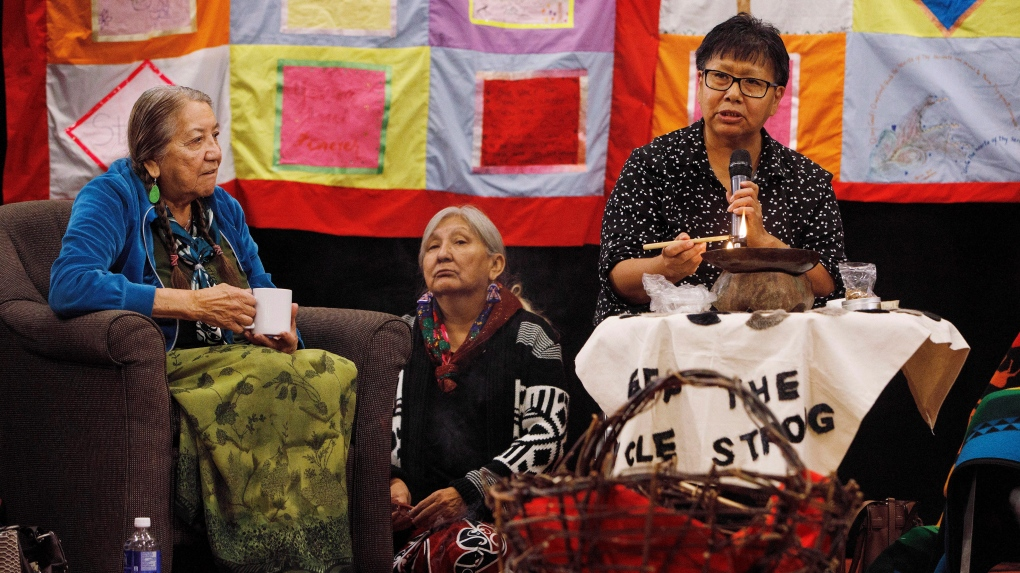 Inquiry into Missing and Murdered Indigenous Women