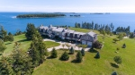 An American family's striking 57-acre private Nova Scotia island, shown in a handout photo, remains unsold, eight years after it went on the market and despite a $2.5-million price drop. (Jarrell Whisken)