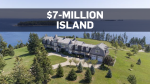 $7-million island in N.S. includes luxury mansion