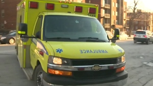 CTV Montreal: Ambulance delays