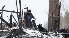children killed in Pubnico house fire
