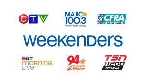 The Bell Media Weekenders!