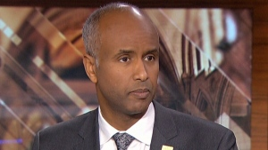 Immigration Minister Ahmed Hussen speaks on a possible Salvadorian surge.