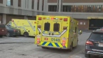 Urgences Sante ambulance generic