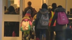 Alberta students will return to classrooms for in-person learning Jan. 11. (File Photo)