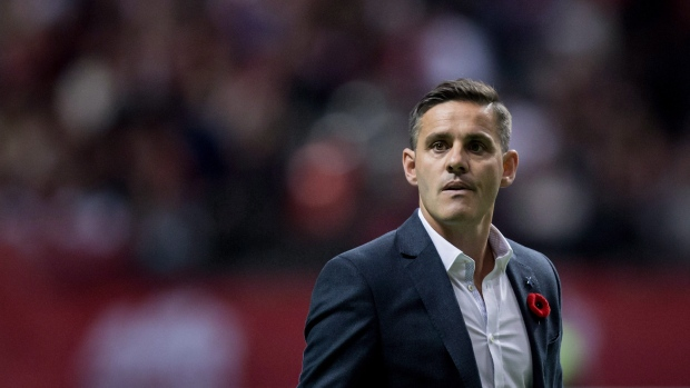 Canada Name Englishman As Men's National Team Head Coach — John Herdman