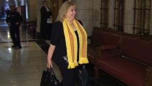 CTV National News: Senator Beyak shoots back