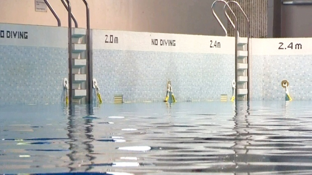 Concerns over all-ages naked swimming event