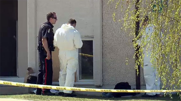 Lethbridge homicide, Austin Vielle, Dakota English