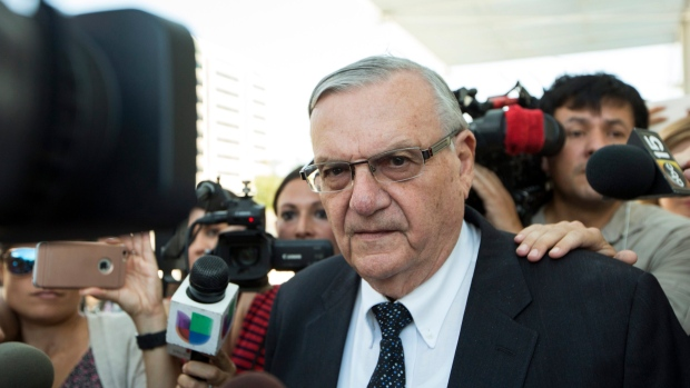 Joe Arpaio to run for Senate in Arizona