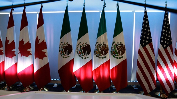 Canada rejects angry American NAFTA criticism, says it has tabled extensive text