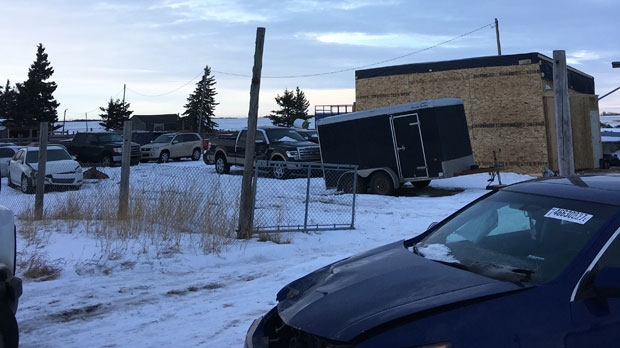 Rcmp Damage Property During Search