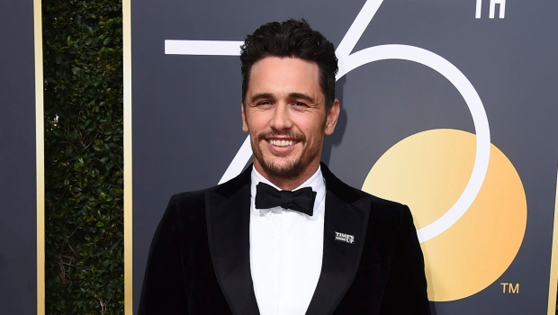 James Franco's New York Times talk cancelled amid allegations