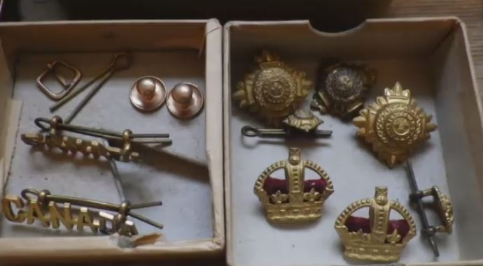 This vintage jewelry disappeared from a Sydney River, N.S. home on Jan. 7, 2018.