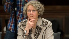 Mary Dawson testifies at ethics committee