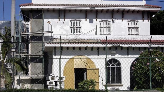 Canadian Embassy in Havana, Cuba, in 2009