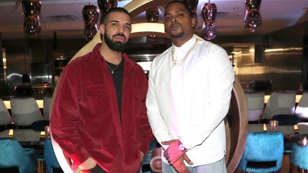 Drake at Pick 6ix