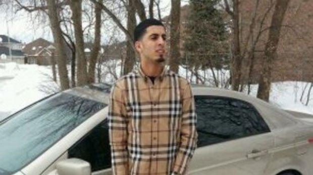Homicide victim Tarek Dakhil is seen in this undated photo from Twitter. (@TarekDakhilupl/Twitter)
