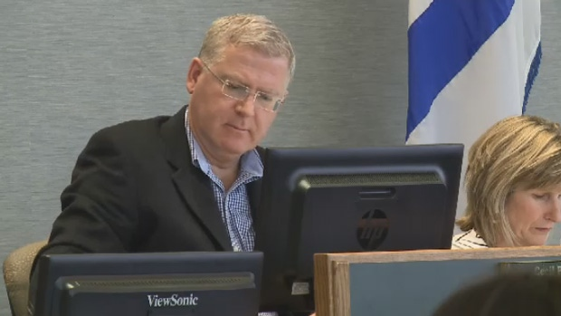 Cecil Clarke, seen here, is running for the Nova Scotia PC party leadership, just days after coming out as a gay man.