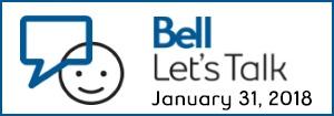 Bell Let's Talk - 2018