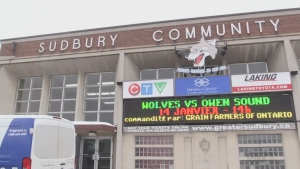 Sudbury Arena sits on city-owned land