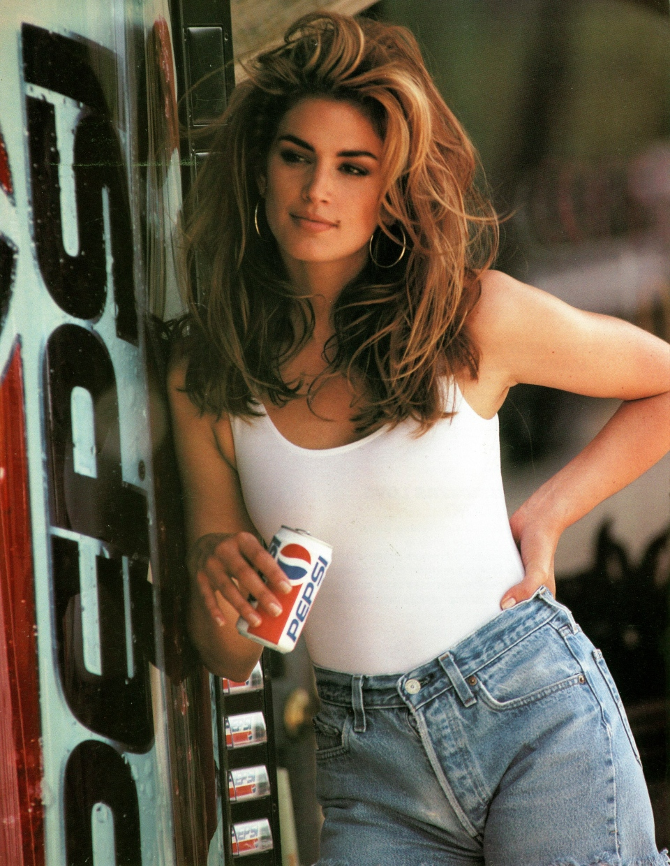 Cindy Crawford Is Developing a Show About the 80s Modelling Wars picture