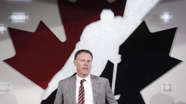 Canada's Men's Olympic hockey team revealed