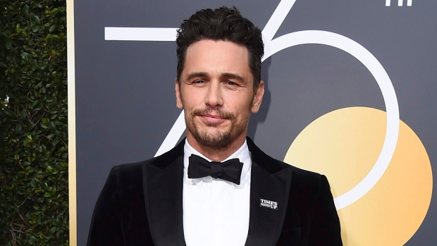 James Franco accused of sexually exploitative behaviour by five women