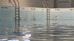 Nude swim at public pool proceeds despite controversy over original event
