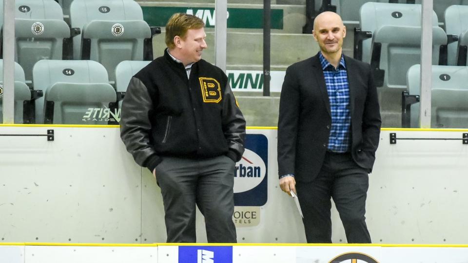 Mike Sarada (left) and Tom Copeland (Supplied)