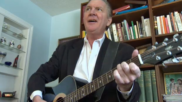 Bruce 'Reverend Elvis' Sheasby is hoping to reach a mutually-beneficial resolution in his dispute with Elvis Presley Enterprises over his 'Your Grace Land' trademark