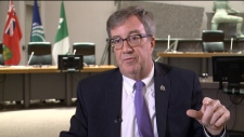 One-on-one with Mayor Jim Watson