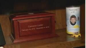 Cameron Lavier