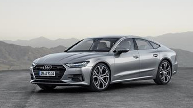 2019 Audi A7 To Make U S Debut In Detroit Ctv News Autos