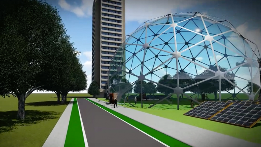 <b>YEG Globe</b></br>