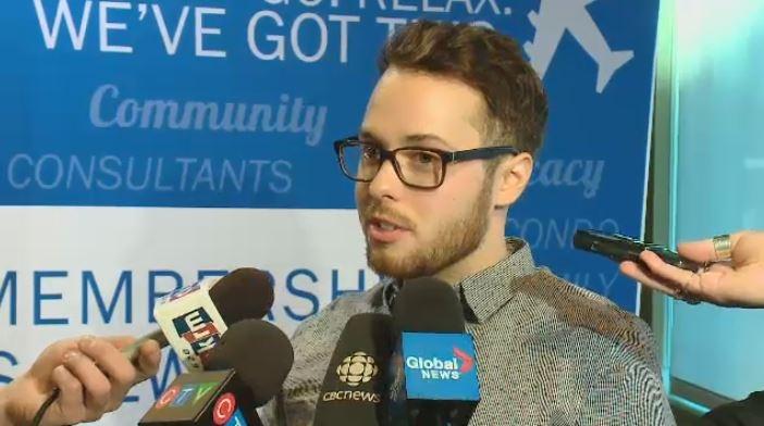 Kevin Dunn has been named the 2018 Saskatchewanderer