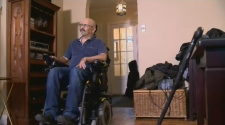 ALS patient Norman MacIsaac wants to see the drug approved.