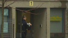 Toronto police are investigating reports of a man