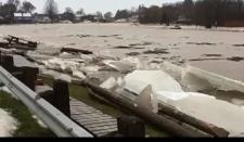 Kettle Creek flooding