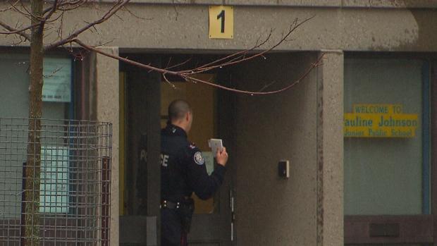 Toronto police investigating a report