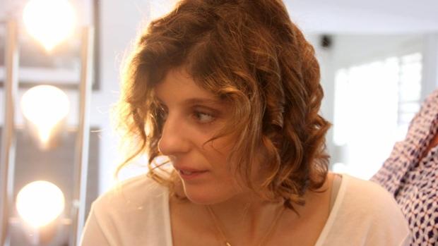 Carly Fleischmann in shown in this undated photo (Facebook/ Carly's Voice)
