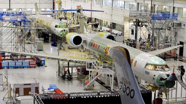 Bombardier sells Downsview location to pension fund for $635M