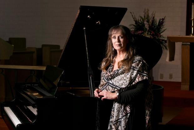 Canadian musician Mary Lou Basaraba
