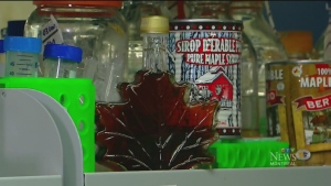 CTV Montreal: Sick syrup
