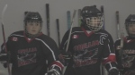 Hitting the ice for 22nd annual Orillia Girls Hock