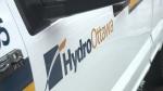 A Hydro Ottawa vehicle is seen in this undated photo. (CTV Ottawa)